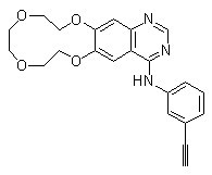 Icotinib化学構造